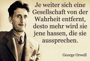 Gerorge Orwell - Wahrheit